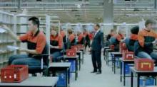 TNT POST commercial